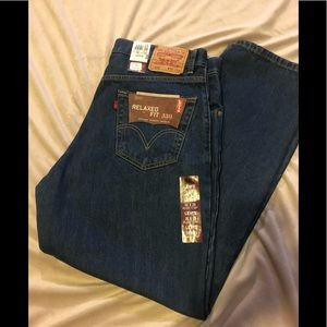 Men's Levi 550 relaxed jeans